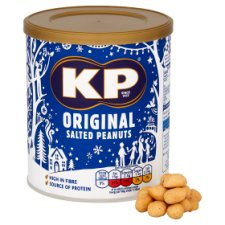 image 2 of Kp Original Salted Peanuts 375G