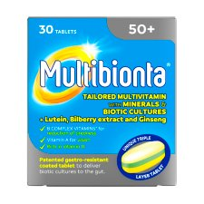Seven Seas Multibionta 50+ Multi Vitamins 30 Tablets