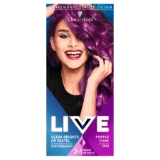 Schwarzkopf Live Ultra Brights 094 Purple Punk Hair Dye