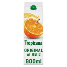 Tropicana Orange Juice Original 950 Ml