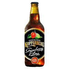 Kopparberg Strawberry And Lime Cider 500Ml Bottle