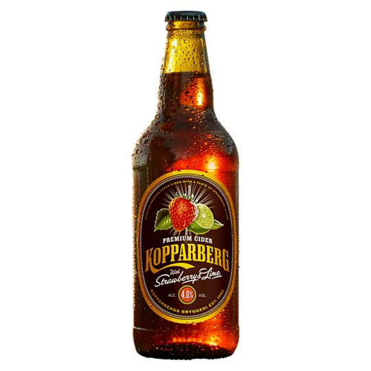 Kopparberg Strawberry/Lime 500Ml