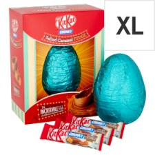 Nestle KitKat Salted Caramel Giant Egg 516G
