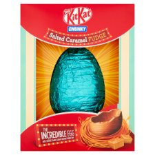 image 2 of Nestle KitKat Salted Caramel Giant Egg 516G