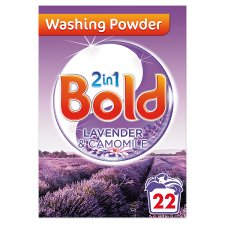 Bold 2 In 1 Lavender Powder 1.43 Kilograms
