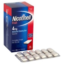 image 2 of Nicotinell Fruit Gum 4Mg 96S