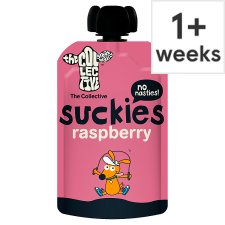 The Collective Suckies Raspberry Yogurt 100G