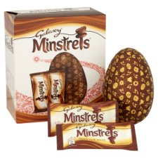 image 2 of Galaxy Minstrels Easter Egg And Chocolate 262G