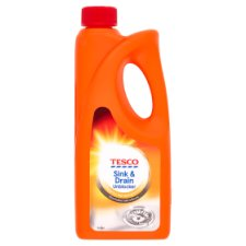 Tesco Drain Gel 500Ml