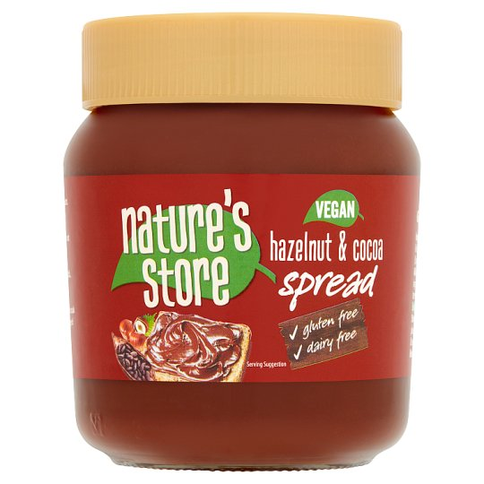 Nature S Gluten Free Chocolate Spread 350g