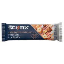 Sci-Mx Protein Flapjack Chocolate And Hazelnut 80G