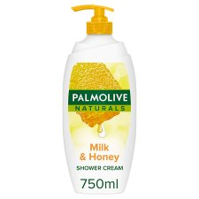 Palmolive Naturals Milk And Honey Shower Gel 750Ml