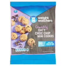 Weight Watchers Chocolate Chip Cookies 5 Pack 95G