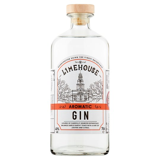 Limehouse Aromatic Gin 70Cl