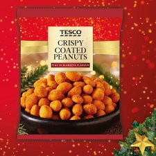 Tesco Coated Peanuts Pigs In Blankets 200G