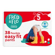 Fred & Flo 38 Easy Fit Nappy Pant Size5