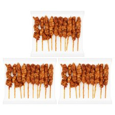 image 2 of Tesco Ee Sticky Chicken Skewers 540G