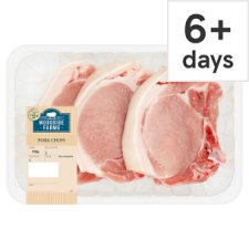 Woodside Farms Pork Chops 700G