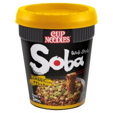 Nissin Soba Classic Instant Noodles 90G