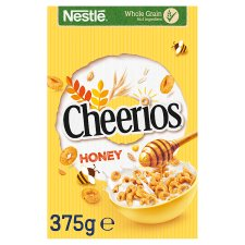 Nestle Cheerios Honey Cereal 375G