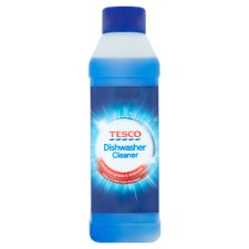 Tesco Dishwash Cleaner Original 250Ml