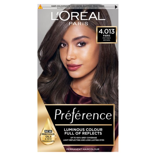image 1 of L'oreal Paris Preference 4.01 Natural Dark Brown