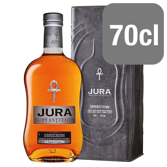 Isle Of Jura Superstition Malt Whisky 70Cl