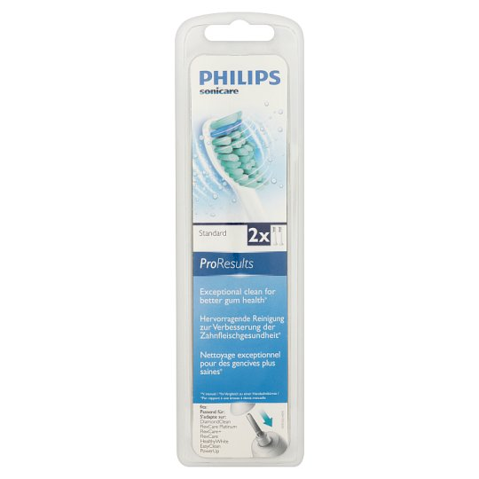 Philips Sonicare Proresults Brush Head 2 Pack