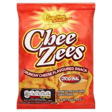 Cheezees Original 45G