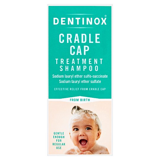 image 1 of Dentinox Cradle Cap Treatment Shampoo 125Ml