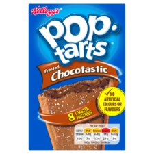 Kelloggs Pop Tarts Chocolate 400G