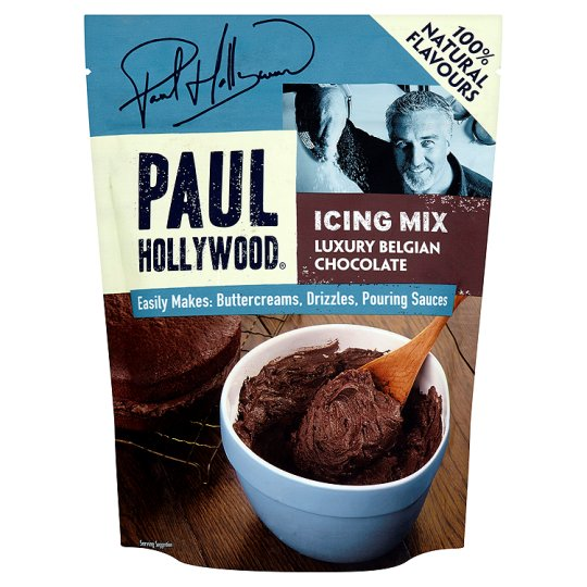 Paul Hollywood Belgian Chocolate Icing Mix 270G