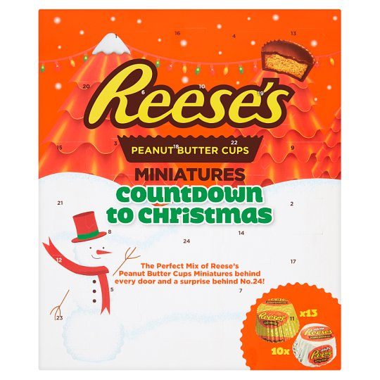 Reese's Advent Calendar 250G