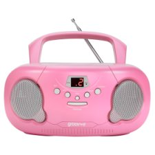 Groove Boombox Pink