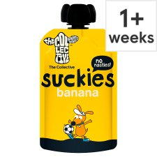 The Collective Suckies Banana Yogurt 100G