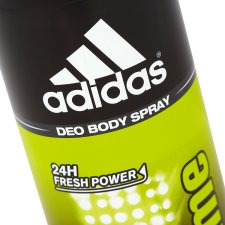 Adidas For Men Pure Game Body Spray 150Ml