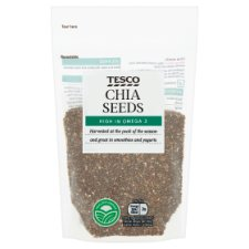 Tesco Chia Seeds 135G
