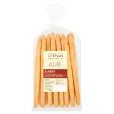 The Artisan Bread Company Classic Breadsticks 150G