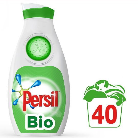 Persil Small And Mighty Bio. 40 Wash 1.4L