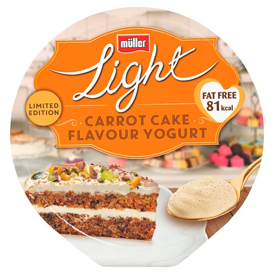Muller Light Limited Edition Yogurt 165 G
