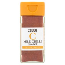 Tesco Mild Chilli Powder 50G