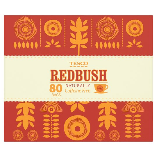 Tesco Redbush Tea 200G