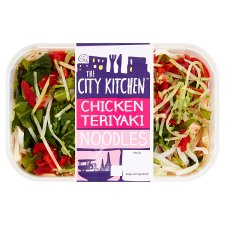 The City Kitchen Skinny Teriyaki Chicken 370G