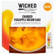 Wicked Kitchen Pineapple Dream Cake 500G
