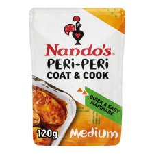 Nando's Coat & Cook Medium 120G