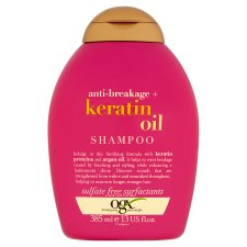 Ogx Keratin Oil Anti-Breakage Shampoo 385Ml