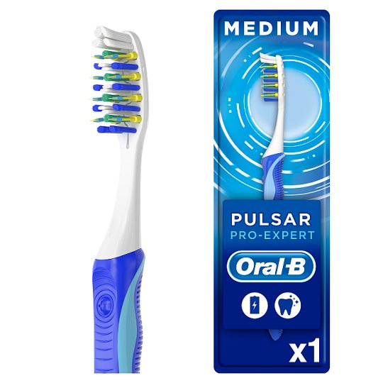 Oral-B Pro Expert Pulsar 35 Medium Toothbrush