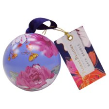 Floral Blooms Bath Bauble