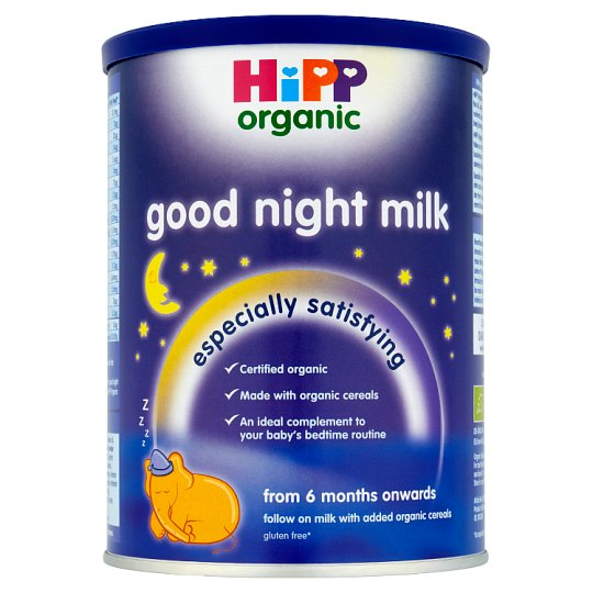 Hipp Organic 6Mth+ Good Night Milk Drink 350G