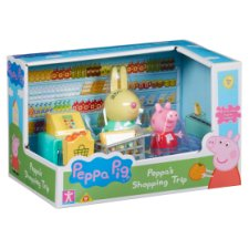 Peppa Pig Shopping Trip Set